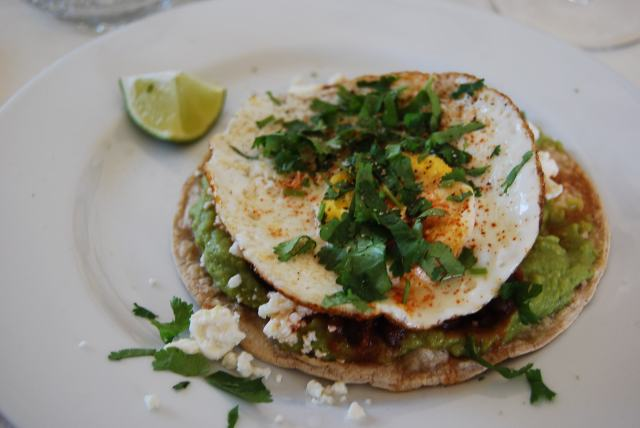 Spicy Mexican eggs