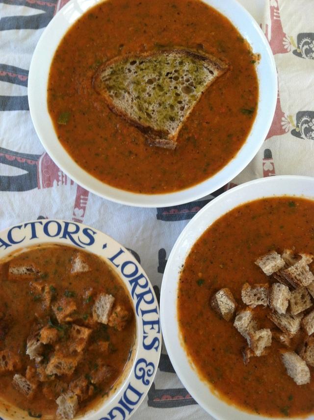 tomato soup end