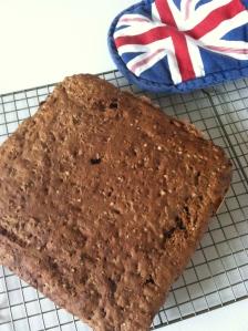 The finished loaf
